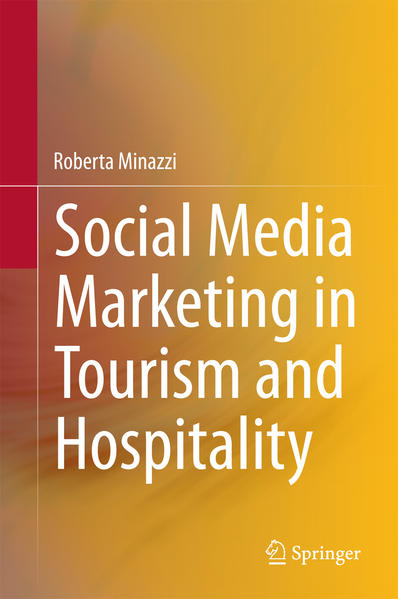 Social Media Marketing in Tourism and Hospitality - Coverbild