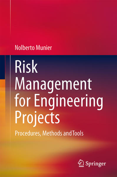 Risk Management for Engineering Projects - Coverbild