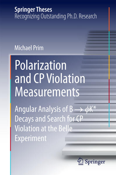 Polarization and CP Violation Measurements - Coverbild