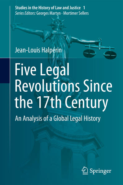 Epub Download Five Legal Revolutions Since the 17th Century