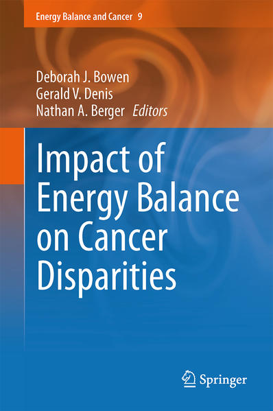 Impact of Energy Balance on Cancer Disparities - Coverbild