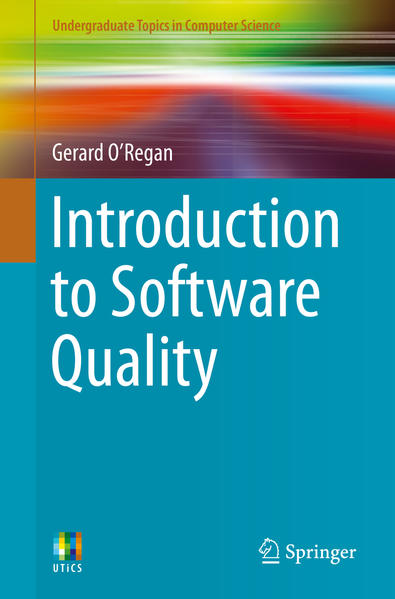Introduction to Software Quality - Coverbild