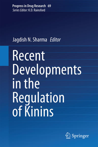 Recent Developments in the Regulation of Kinins - Coverbild