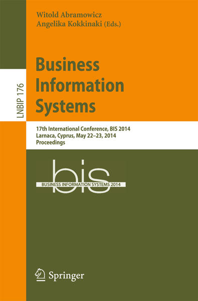 Business Information Systems - Coverbild