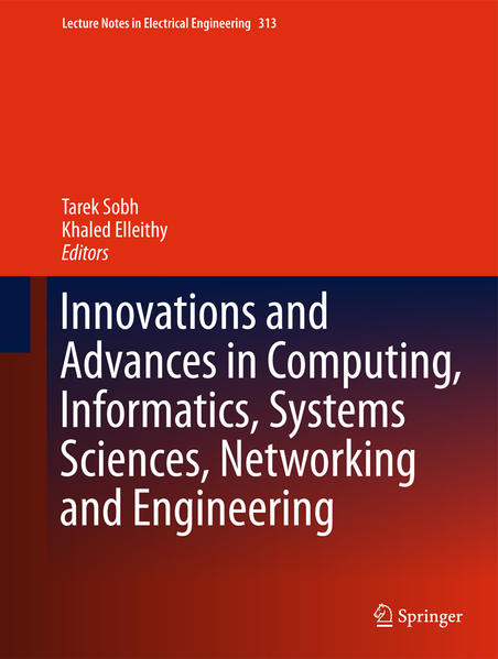 Innovations and Advances in Computing, Informatics, Systems Sciences, Networking and Engineering - Coverbild