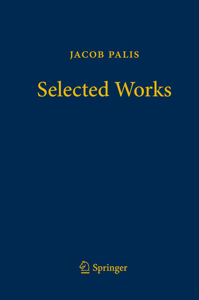 Jacob Palis - Selected Works - Coverbild