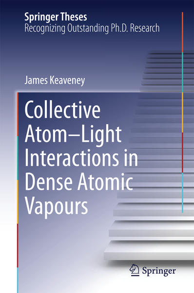 Collective Atom–Light Interactions in Dense Atomic Vapours - Coverbild