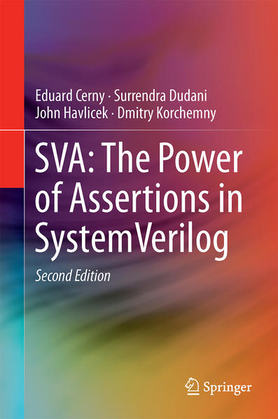 SVA: The Power of Assertions in SystemVerilog - Coverbild