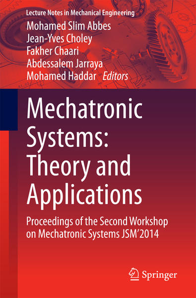 Mechatronic Systems: Theory and Applications - Coverbild