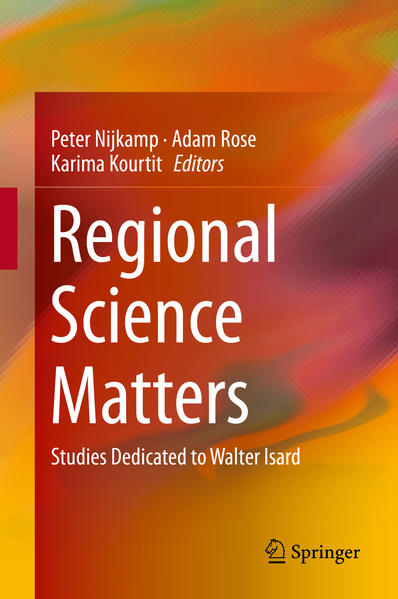 Regional Science Matters - Coverbild