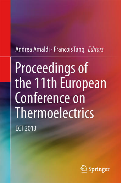 Proceedings of the 11th European Conference on Thermoelectrics - Coverbild