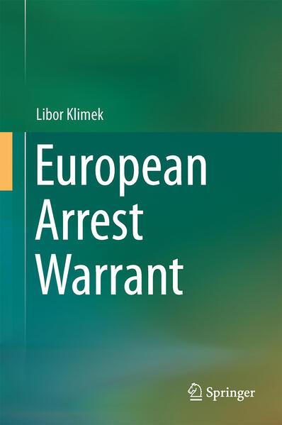 European Arrest Warrant - Coverbild