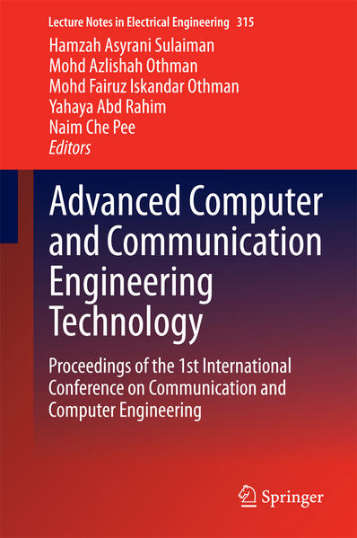 Advanced Computer and Communication Engineering Technology - Coverbild
