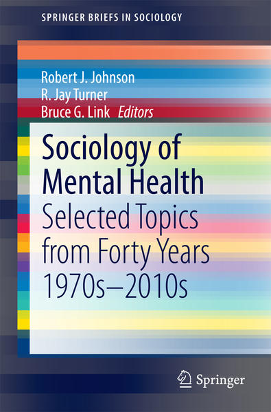 Sociology of Mental Health - Coverbild