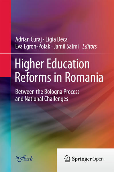 Higher Education Reforms in Romania - Coverbild