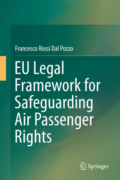 EU Legal Framework for Safeguarding Air Passenger Rights - Coverbild