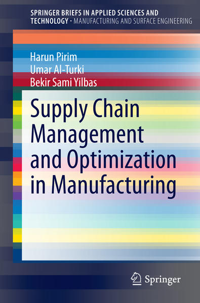 Supply Chain Management and Optimization in Manufacturing - Coverbild