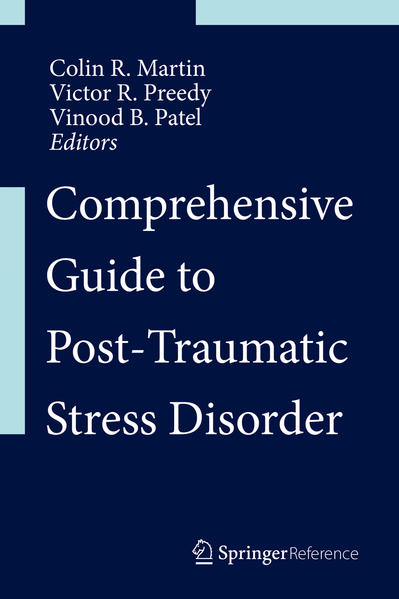Comprehensive Guide to Post-Traumatic Stress Disorders - Coverbild