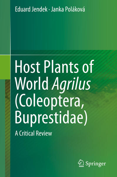 Host Plants of World Agrilus (Coleoptera, Buprestidae) - Coverbild