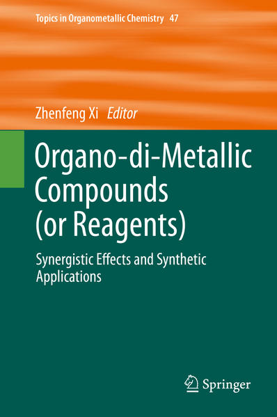 Organo-di-Metallic Compounds (or Reagents) - Coverbild