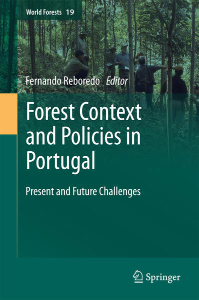 Forest Context and Policies in Portugal - Coverbild