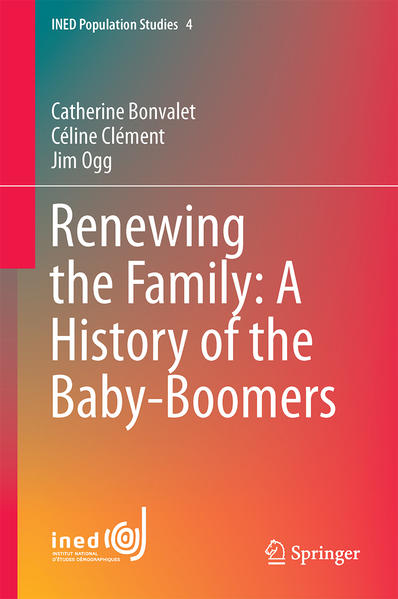 Renewing the Family: A History of the Baby Boomers - Coverbild