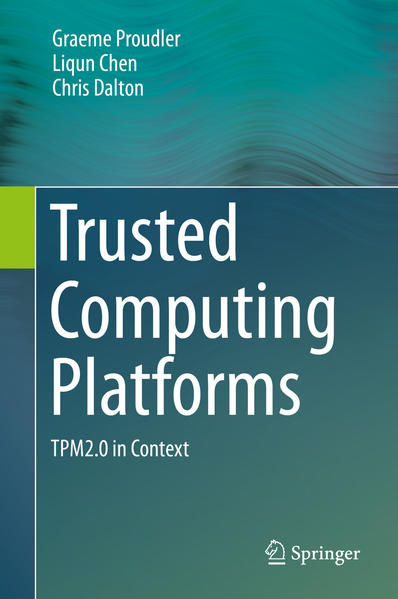 Trusted Computing Platforms - Coverbild