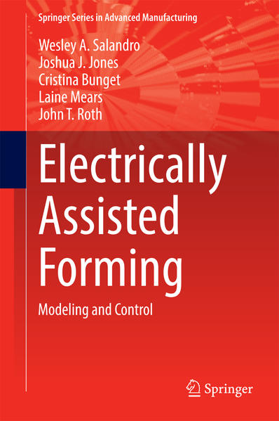 Electrically Assisted Forming - Coverbild
