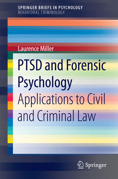 PTSD and Forensic Psychology - Coverbild