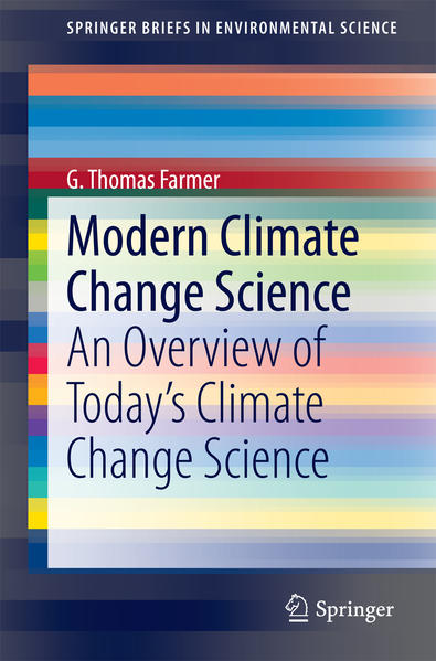 Modern Climate Change Science - Coverbild