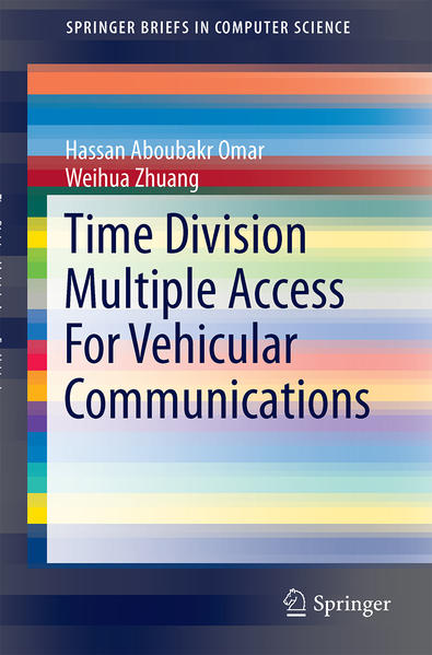 Time Division Multiple Access For Vehicular Communications - Coverbild