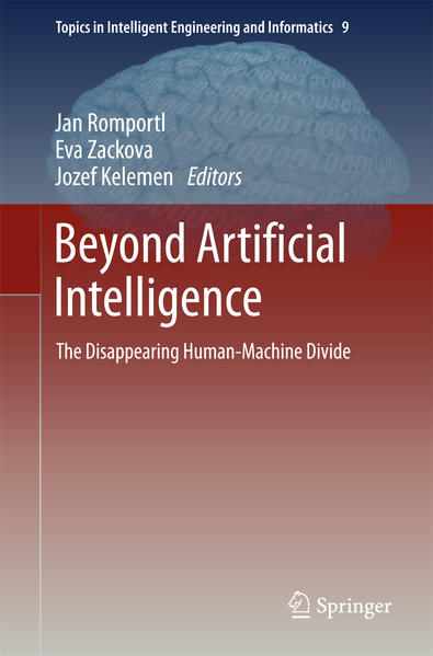 Beyond Artificial Intelligence - Coverbild