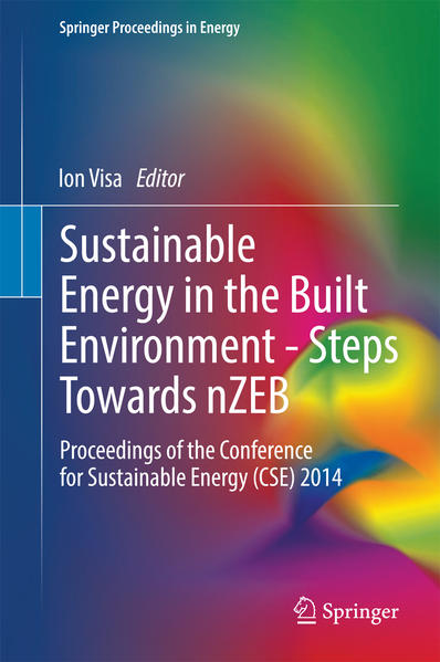 Sustainable Energy in the Built Environment - Steps Towards nZEB - Coverbild