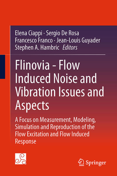Flinovia - Flow Induced Noise and Vibration Issues and Aspects - Coverbild