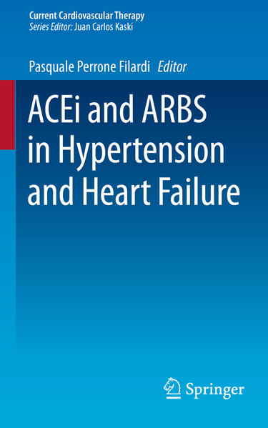 ACEi and ARBS in Hypertension and Heart Failure - Coverbild