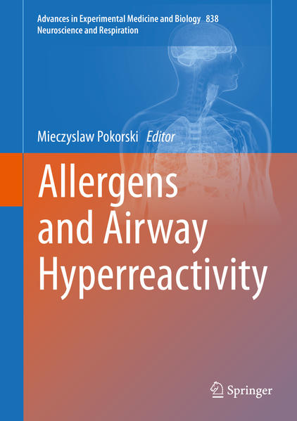 Allergens and Airway Hyperreactivity - Coverbild