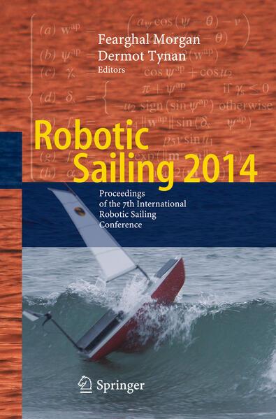 Robotic Sailing 2014 - Coverbild