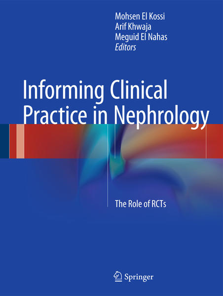 Informing Clinical Practice in Nephrology - Coverbild