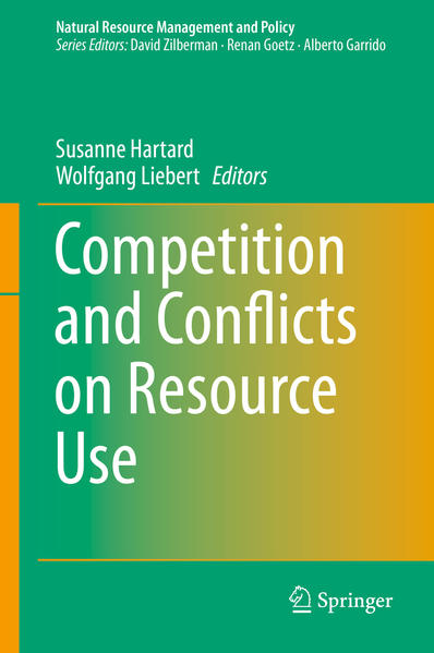 Ebooks Competition and Conflicts on Resource Use PDF Herunterladen