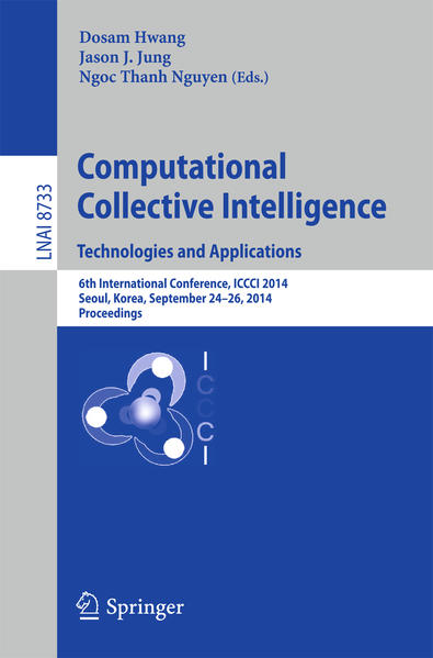 Computational Collective Intelligence -- Technologies and Applications - Coverbild