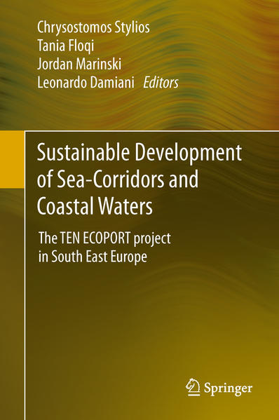 Sustainable Development of Sea-Corridors and Coastal Waters - Coverbild