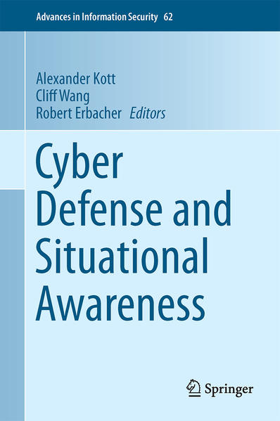 Cyber Defense and Situational Awareness - Coverbild