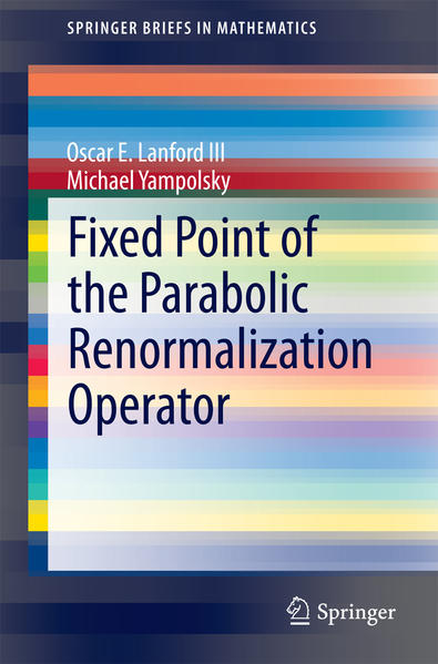 Fixed Point of the Parabolic Renormalization Operator - Coverbild