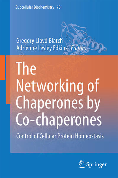 The Networking of Chaperones by Co-chaperones - Coverbild