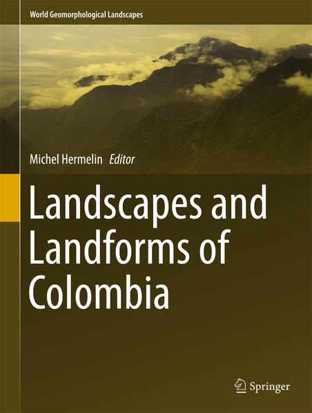 Landscapes and Landforms of Colombia - Coverbild