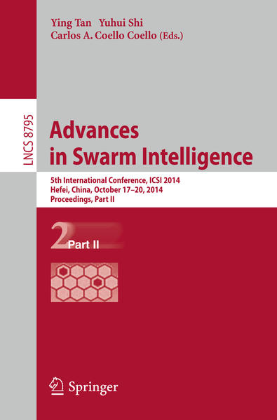 Advances in Swarm Intelligence - Coverbild