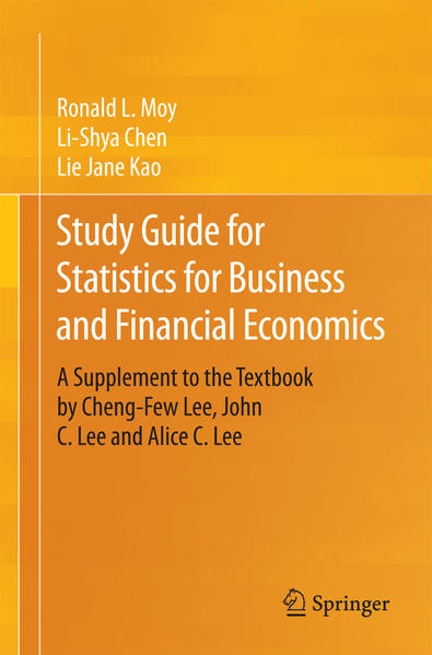 Study Guide for Statistics for Business and Financial Economics - Coverbild