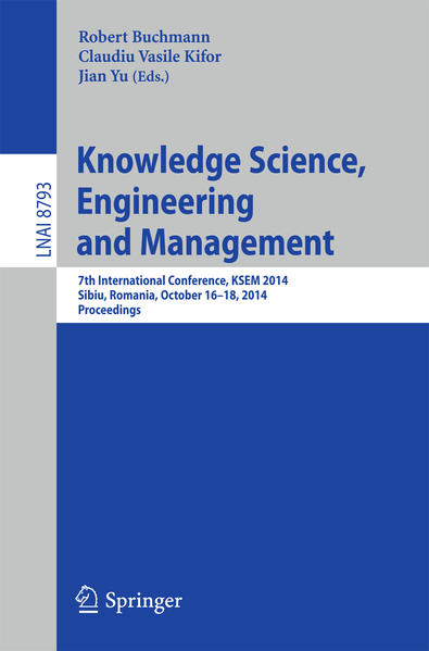 Download Knowledge Science, Engineering and Management Epub Kostenlos
