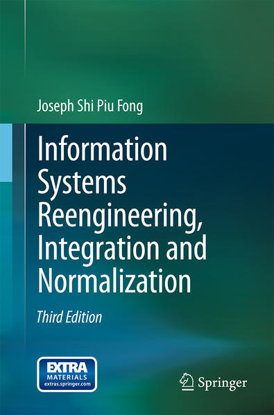Information Systems Reengineering, Integration and Normalization - Coverbild