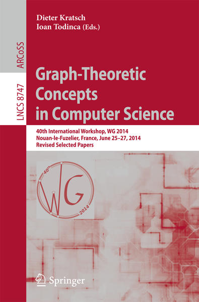 Graph-Theoretic Concepts in Computer Science - Coverbild